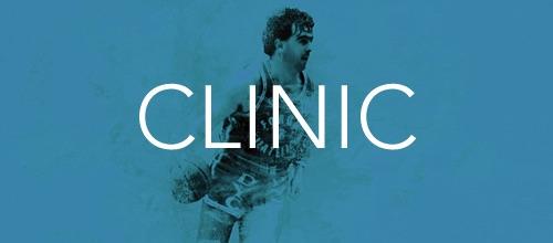 Clinic para entrenadores